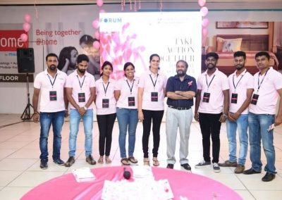 Mio Organises Breast Cancer Awareness Programme At Forum Fiza Mall