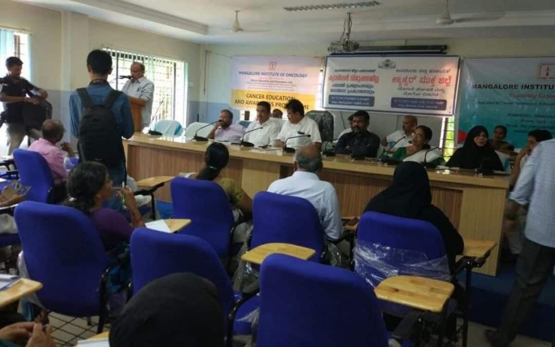 MIO to support Cancer-Free Kasargod Project