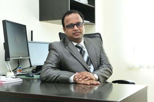 Dr. Rohan Chandra Gatti