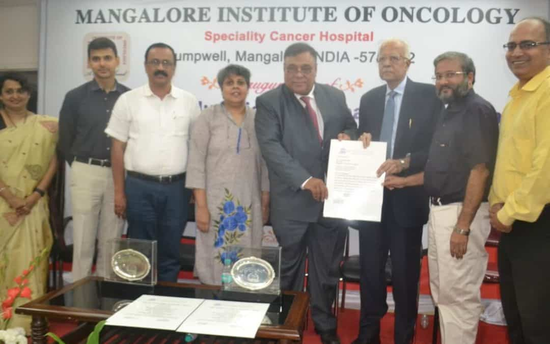 Bioethics Education & Research Unit of the UNESCO Chair in Bioethics, Haifa inaugurated at Mangalore InsBioethics Education & Research Unit of the UNESCO Chair in Bioethics, Haifa inaugurated at Mangalore Institute of Oncologytitute of Oncology