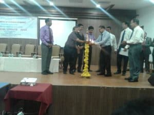 Guest Lecture at Aj Institute of Medical Science