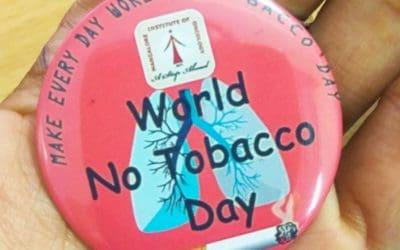World No Tobacco Day Celebrated