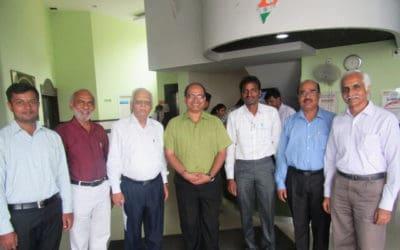 Atomic Energy Regulatory Board (AERB) visits MIO