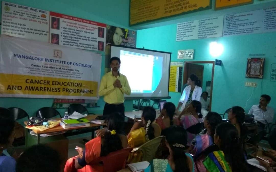 Cancer Awareness /Education Programme for anganwadi teachers and health workers