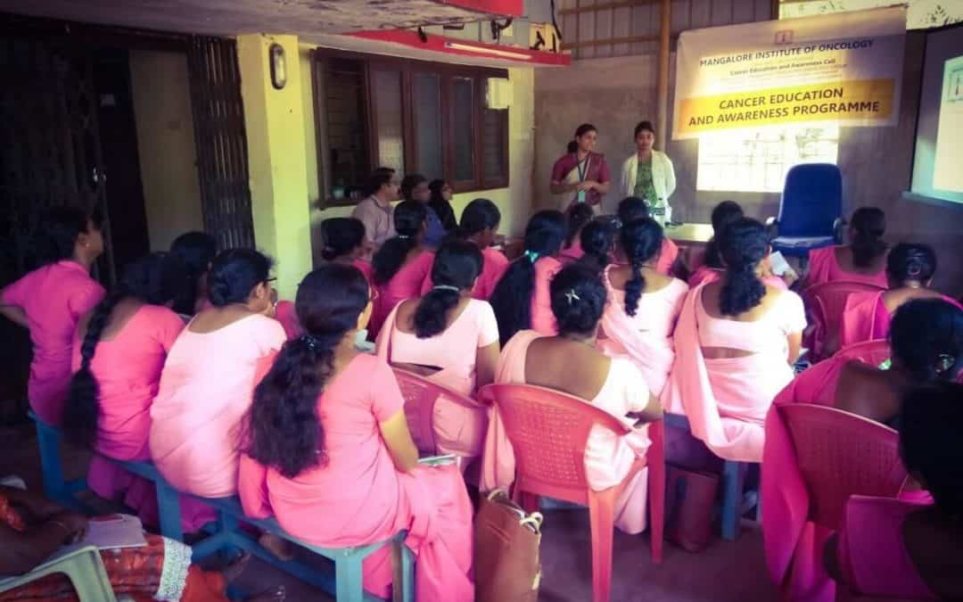 Awareness campaign for ASHA workers – Kotekar PHC