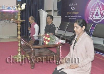 MIO celebrated International Yoga Day