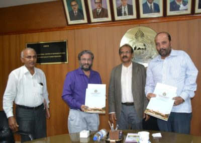 Mangalore University signed a MoU with Mangalore Institue of Oncology