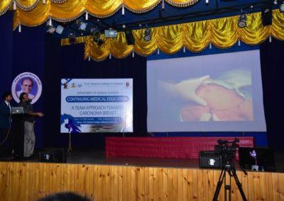 One day workshop at KVG Medical College, Sullia