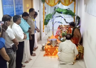 Ayudha Pooja at MIO