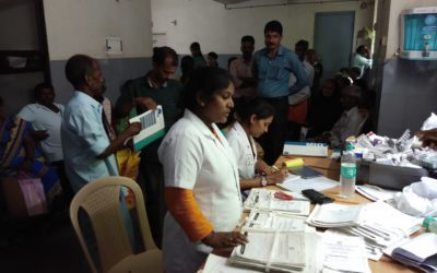 MIO conducted a cancer awareness camp at Honnavar