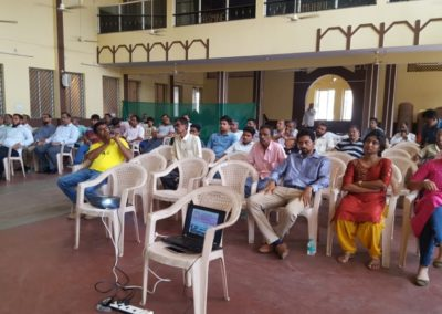 Cancer awareness programme at Katipala