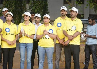 Walkathon by Mangalore Institute of Oncology to commemorate World Cancer Day 2019