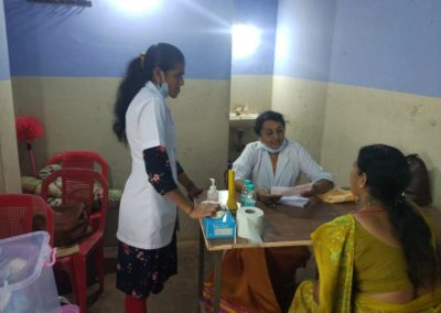 Cancer awareness programme at Madanthyar
