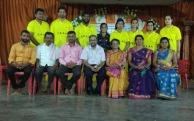 Cancer awareness programme at Madanthyar