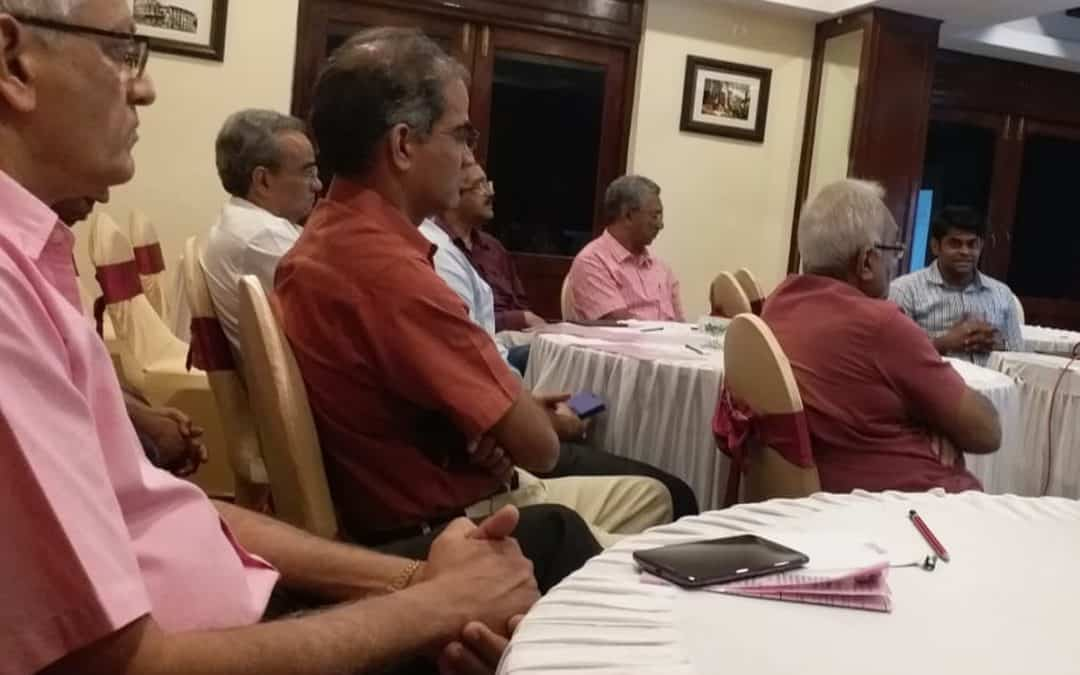 Doctors Meet at Goa