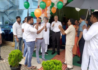 Independence Day Celebration at MIO