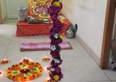 Ayudha Pooja celebrations at MIO