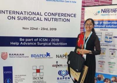 International Conference on Surgical Nutrition