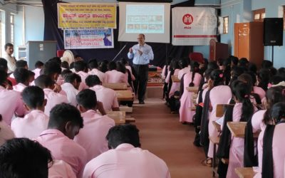 Talk at Government First grade college, Bantwal