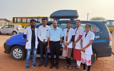 Outreach Visit to Honnavar