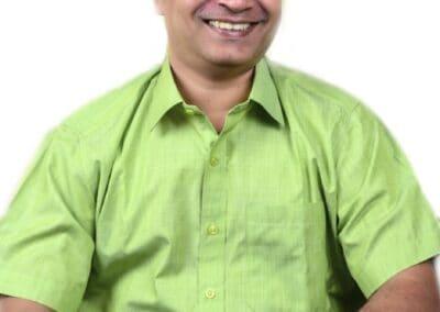 MIO Staff Achievement Dr Baliga