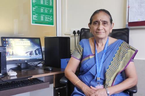 Dr. Muktha R Pai